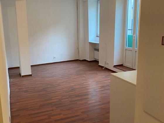 Location studio 24,04 m2
