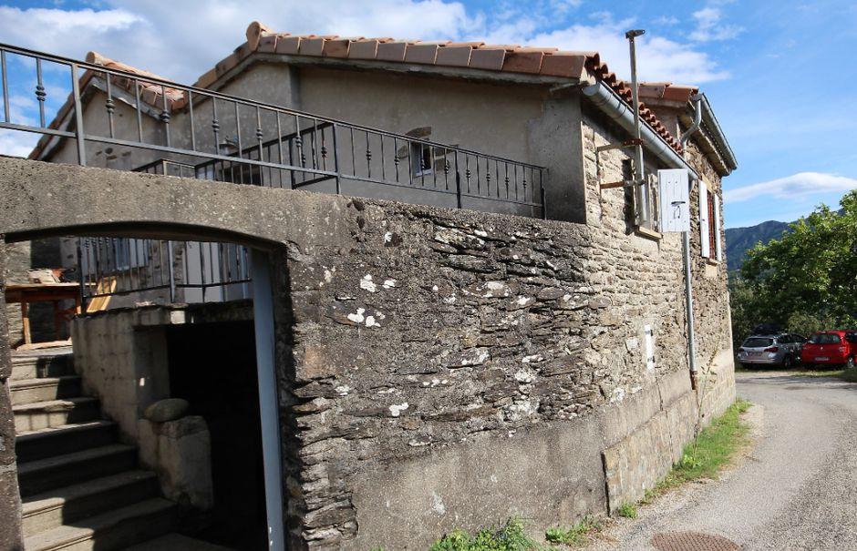 Vente maison 3 pièces 60 m² à Malarce-sur-la-Thines (07140), 160 000 €
