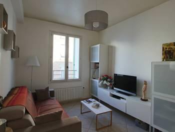Appartement 2 pièces 34,84 m2