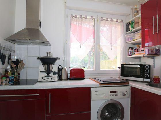 Vente appartement 2 pièces 40,9 m2