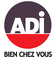 logo de l'agence ADI LOGEMENTS
