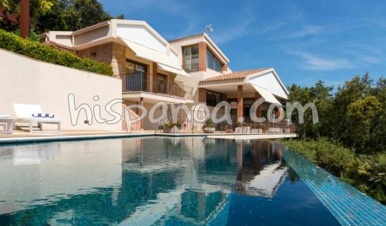 Villa avec piscine et terrasse Tossa de Mar