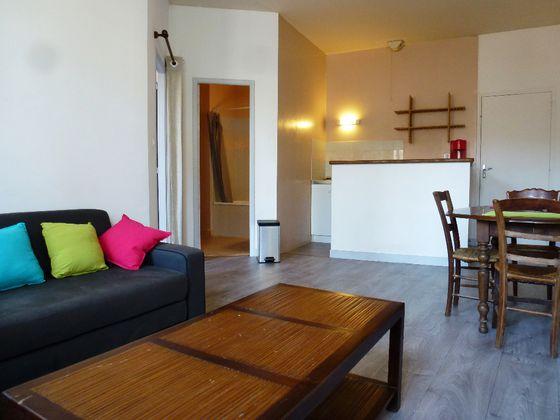 Location appartement meublé 2 pièces 32,32 m2