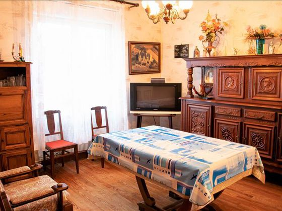 Vente maison 8 pièces 133 m2