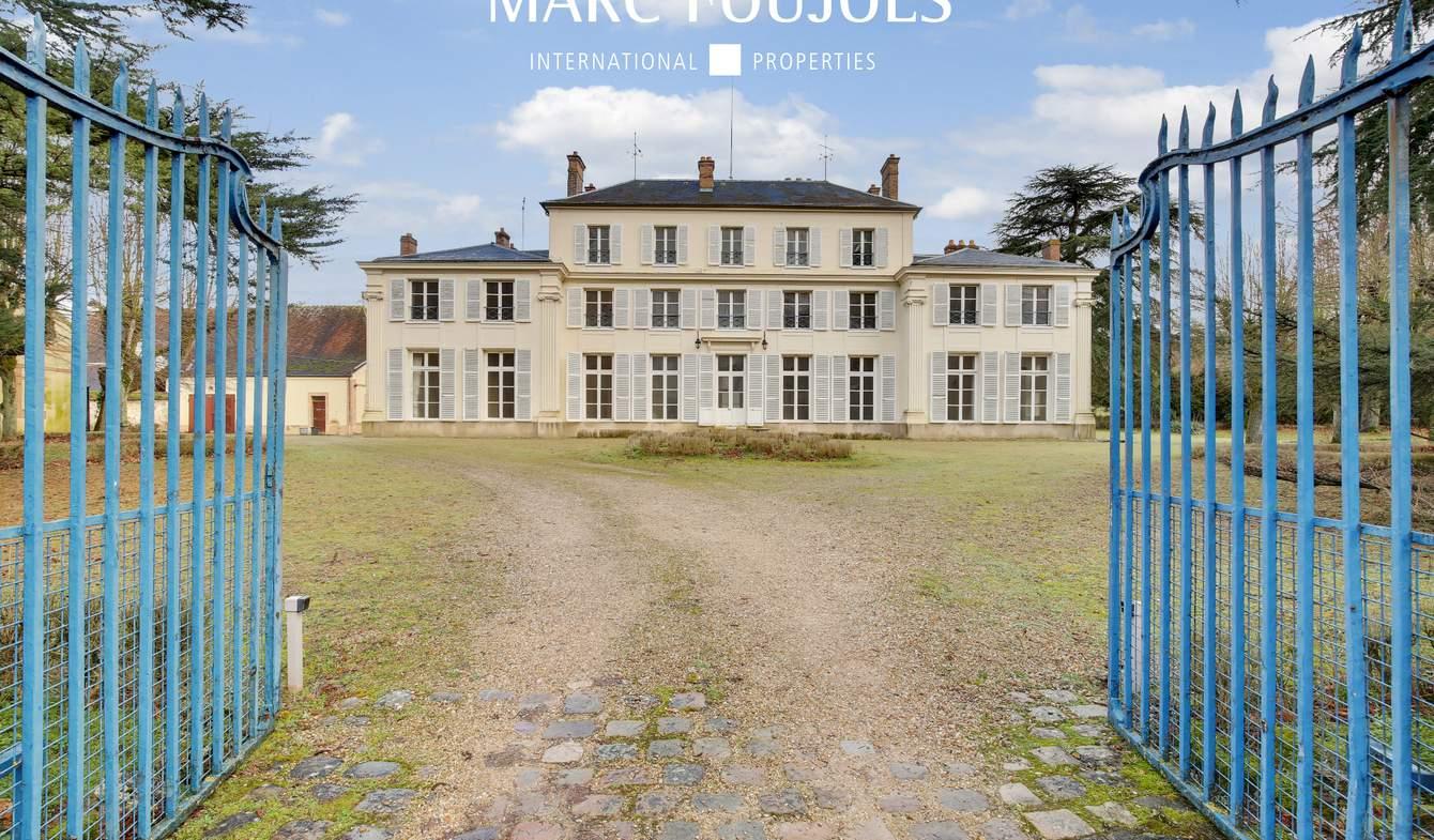Château Morsang-sur-Seine