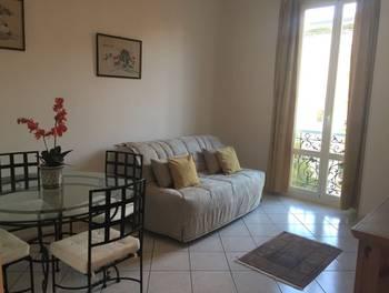 Appartement meublé 2 pièces 45,21 m2