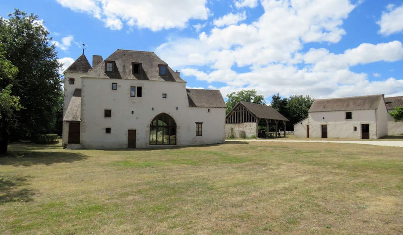 Propriété avec piscine et jardin Bonny-sur-Loire