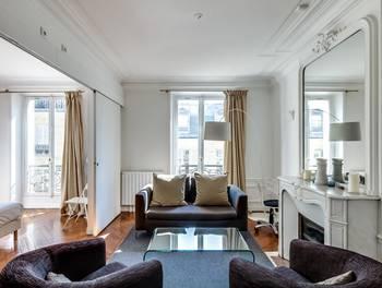 Appartement meublé 3 pièces 85 m2