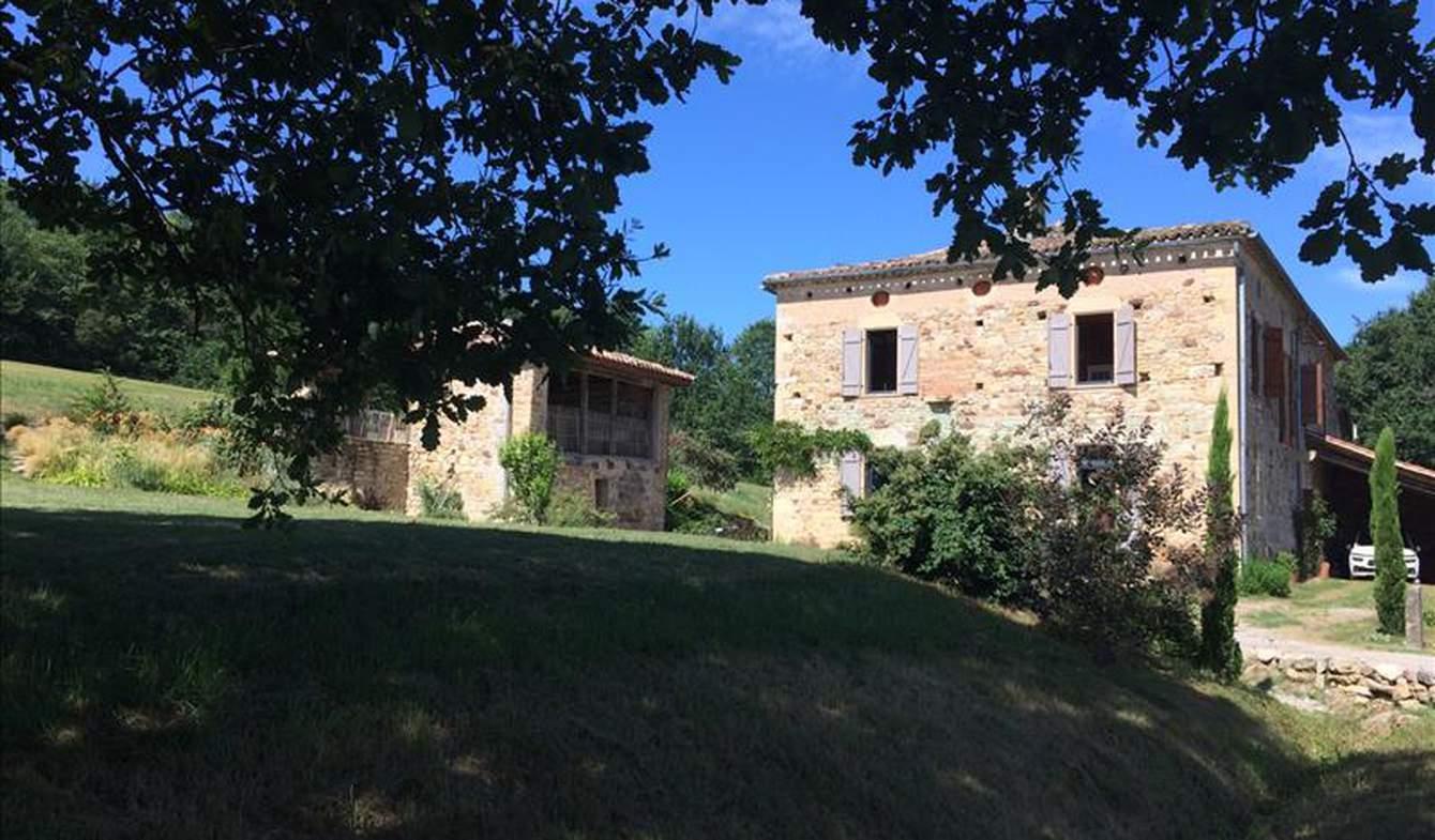 Maison Puycelci