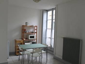 Studio meublé 19 m2
