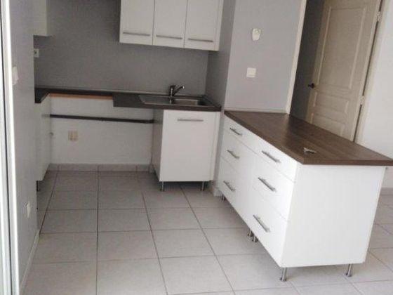 Vente appartement 3 pièces 57,12 m2