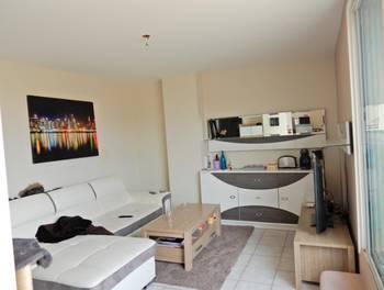 Appartement 2 pièces 38,03 m2
