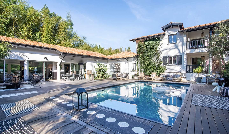Maison avec piscine et terrasse Biarritz