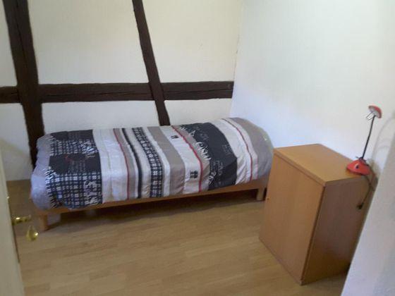 Location maison meublée 4 pièces 85 m2
