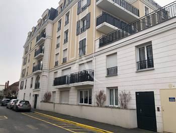 Appartement 2 pièces 38,41 m2