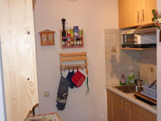 Vente appartement 2 pièces 24,36 m2