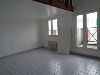 Appartement 2 pièces 54,83 m2