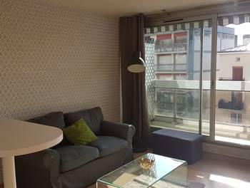Appartement meublé 2 pièces 36,15 m2