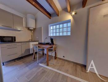 Studio meublé 13,9 m2