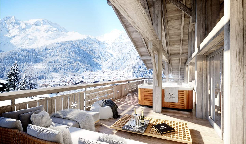 Appartement avec terrasse Chatel