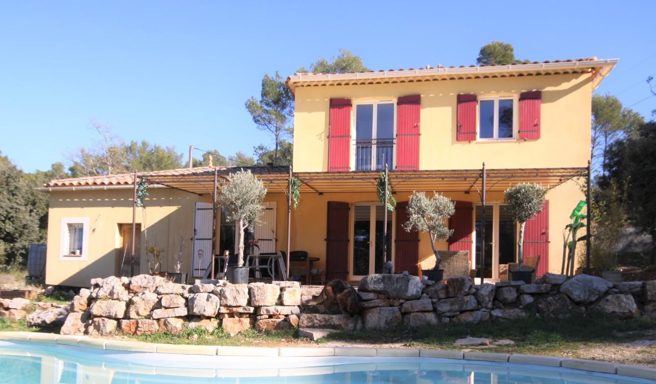 Villa avec piscine Taradeau