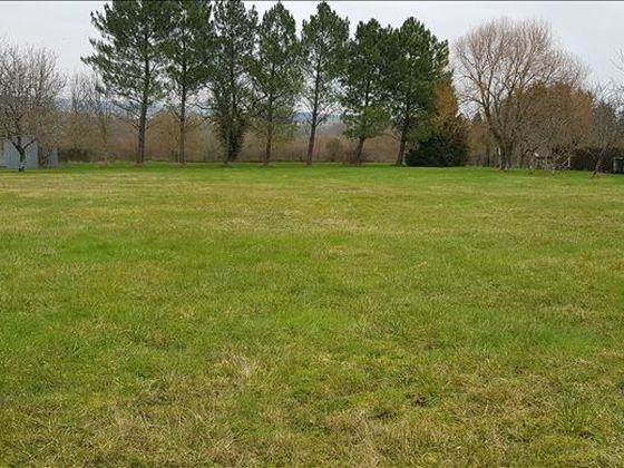 Vente terrain 2471 m2