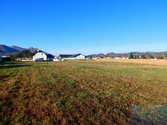 Vente terrain 1174 m2