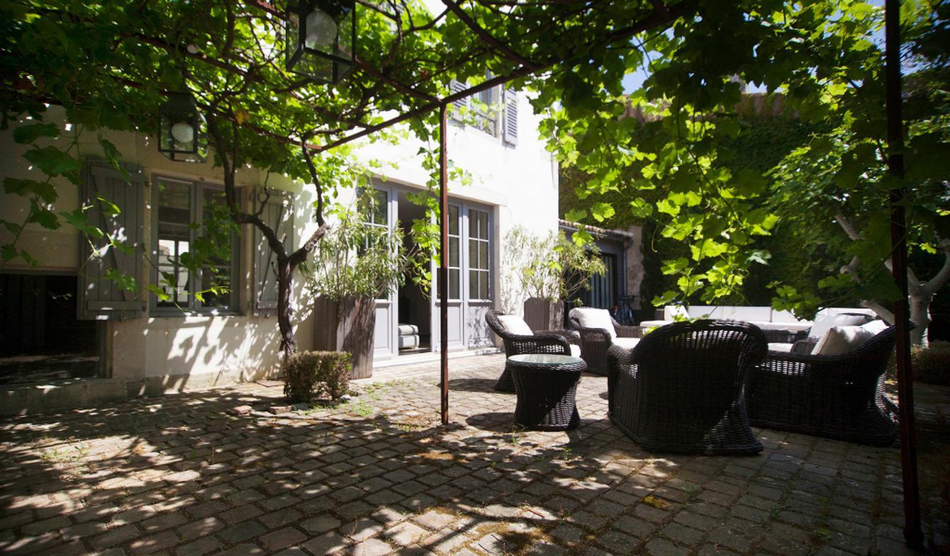 House Saint-Martin-de-Ré