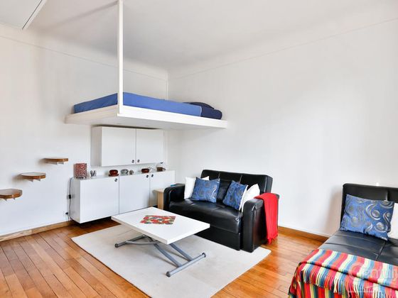 vente Studio 26,3 m2 Paris 15ème