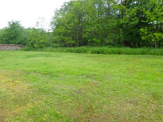Vente terrain 1752 m2