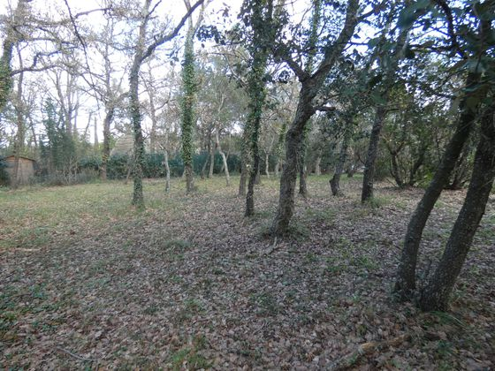 Vente terrain 1567 m2