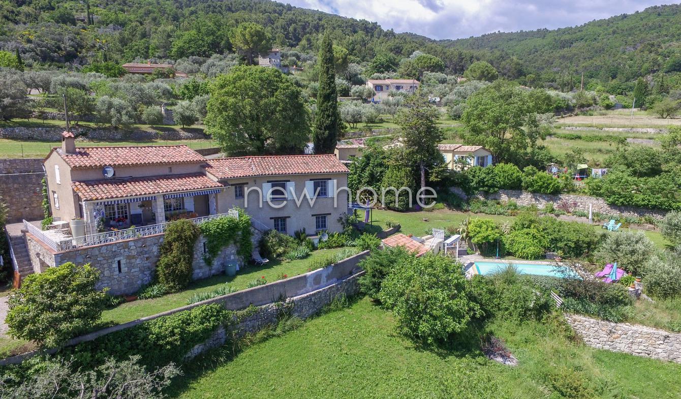 Maison avec piscine Seillans