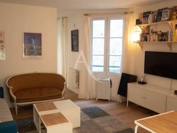 Appartement meublé 2 pièces 40,04 m2