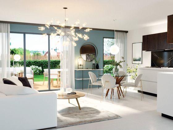 Vente appartement 4 pièces 82,2 m2