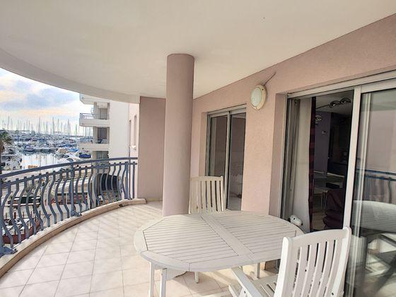 Vente appartement 3 pièces 54,76 m2