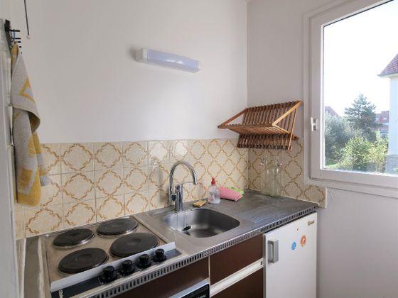 Vente appartement 3 pièces 37,38 m2