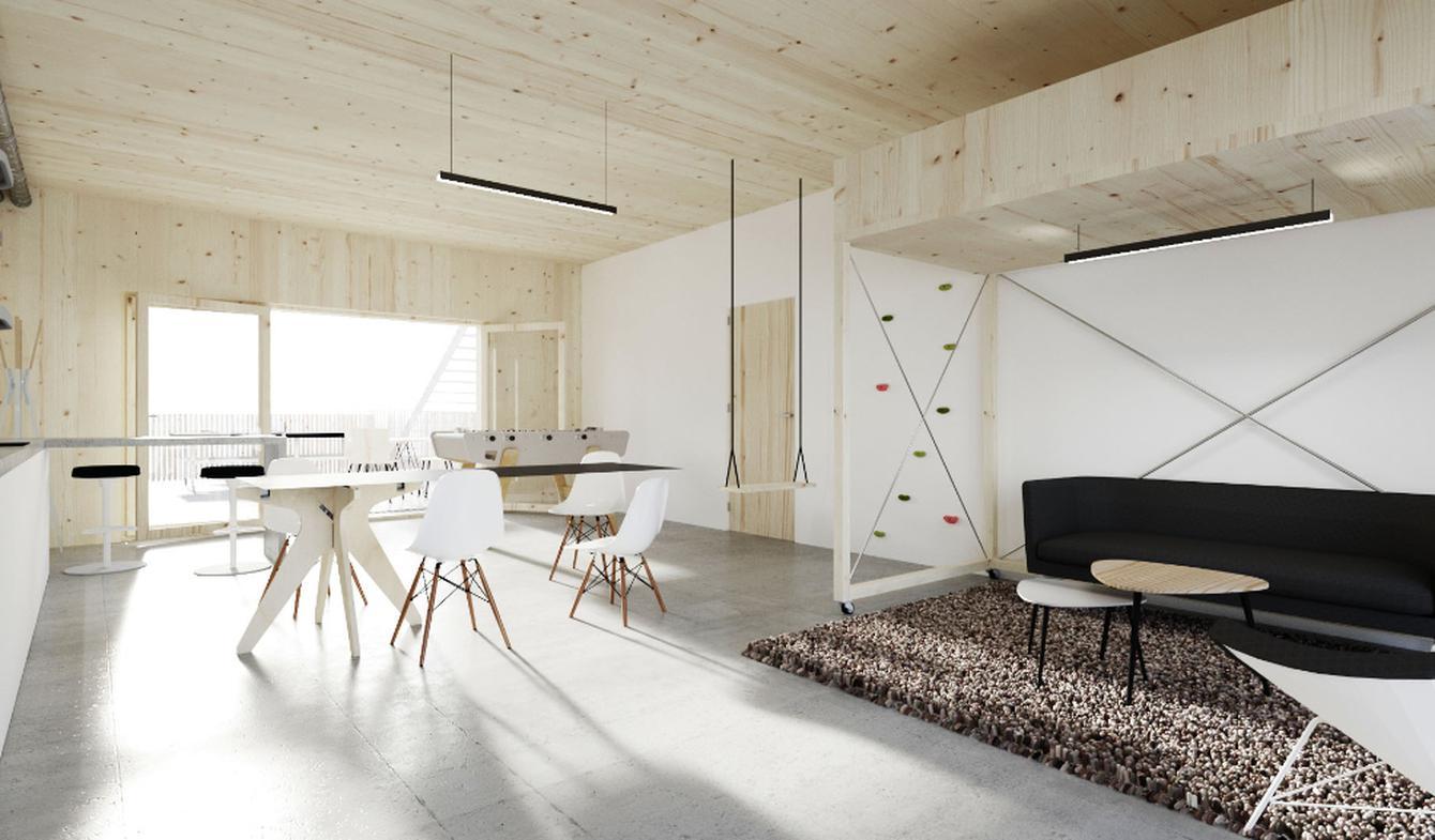 Appartement avec terrasse Aubervilliers