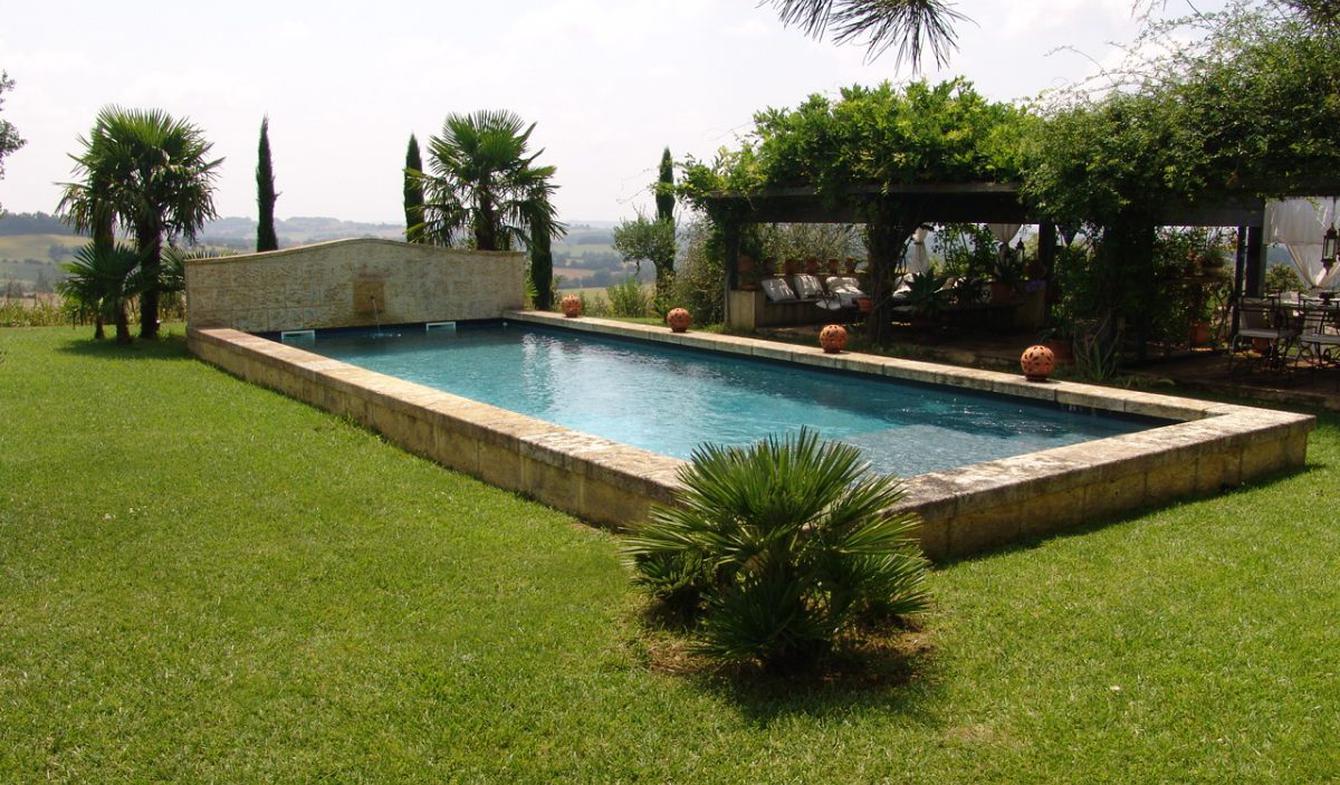 Maison avec piscine Condom