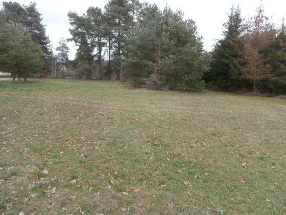 Vente terrain 1169 m2
