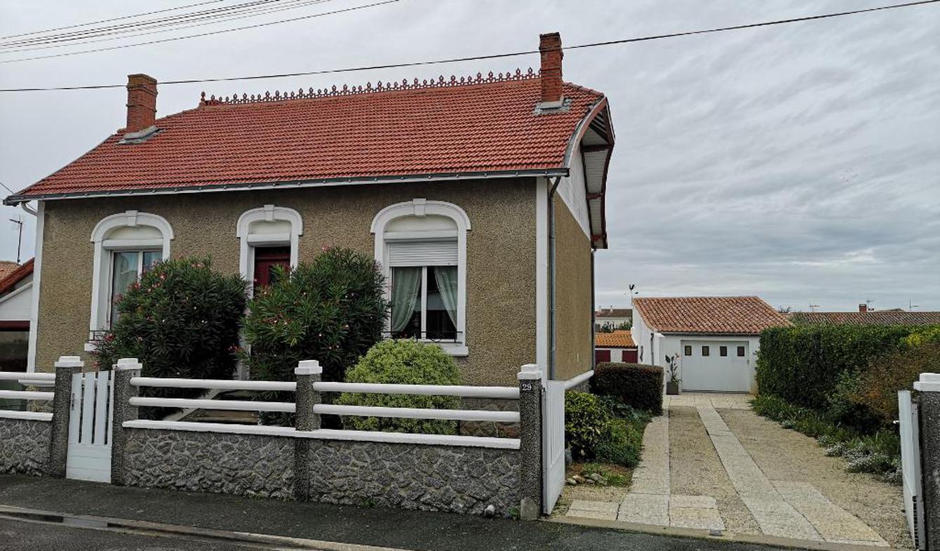 House with terrace L'Aiguillon-sur-Mer