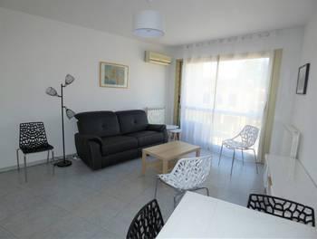 Appartement meublé 2 pièces 56,94 m2