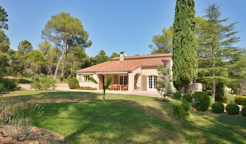 Maison avec piscine et terrasse Sillans-la-Cascade