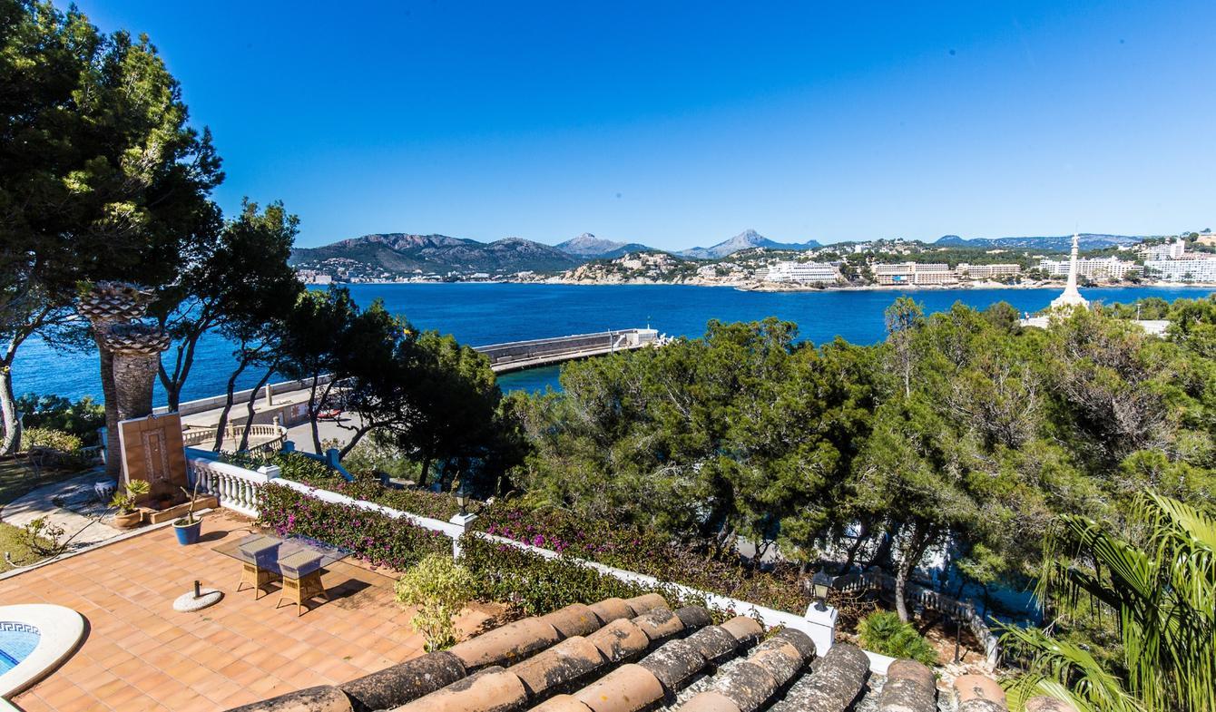 Villa en bord de mer avec jardin Majorque