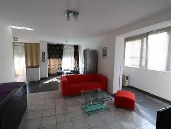 Appartement meublé 3 pièces 70,06 m2