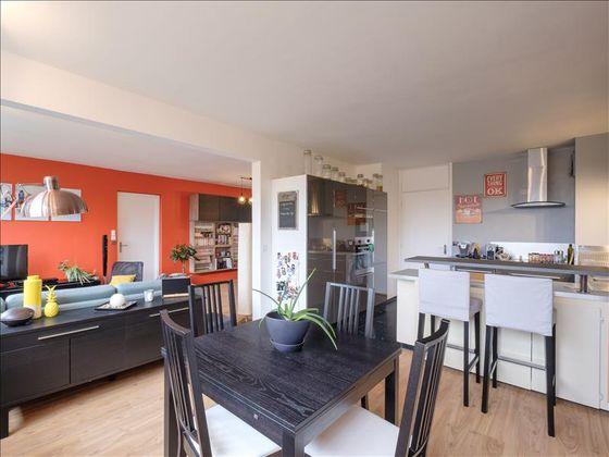vente Appartement 2 pièces 81 m2 Lille