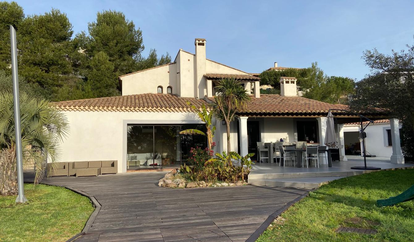 Villa Poussan