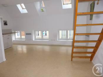 Appartement 2 pièces 38,19 m2