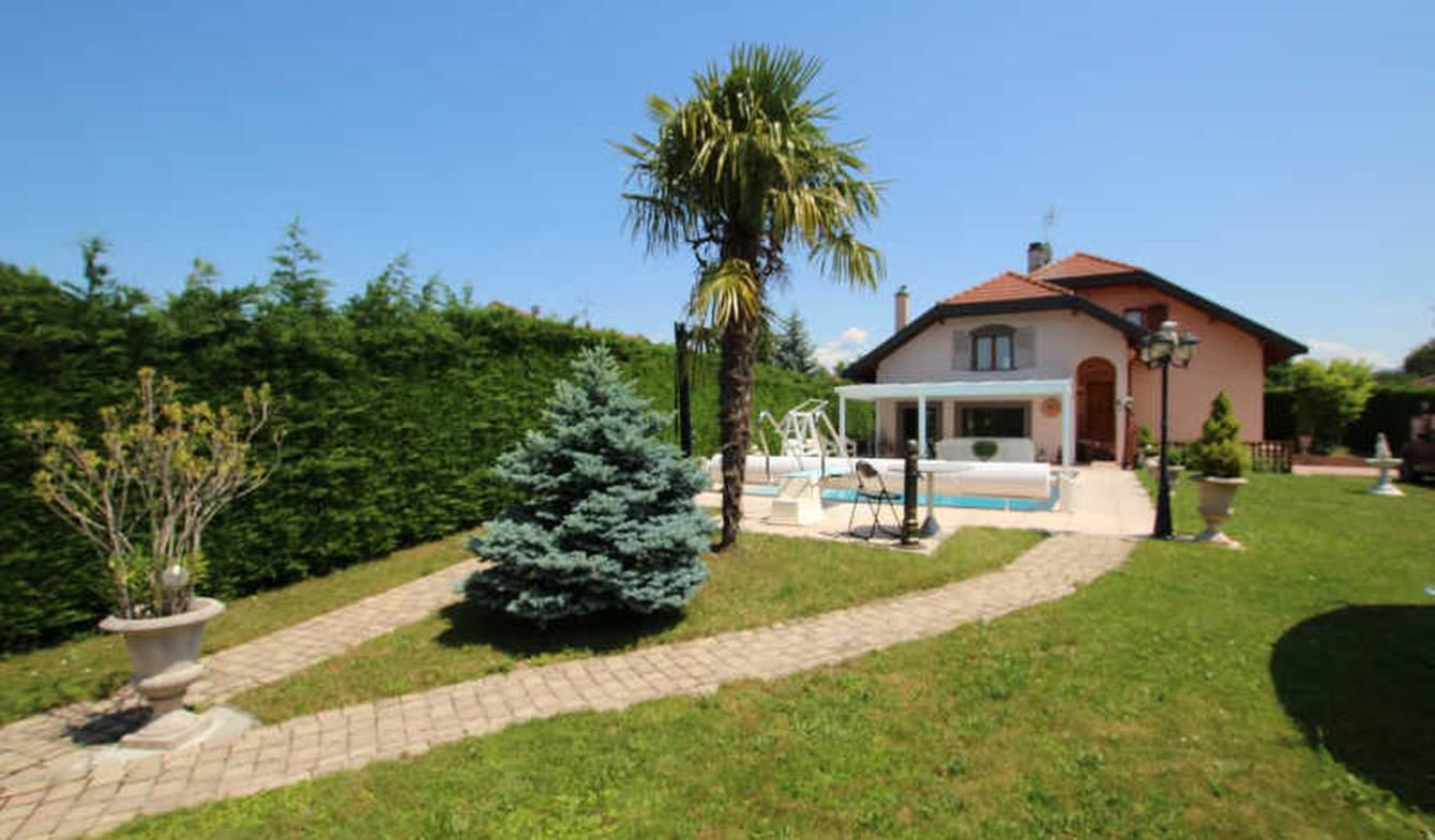 Maison avec piscine et terrasse Chens-sur-Léman