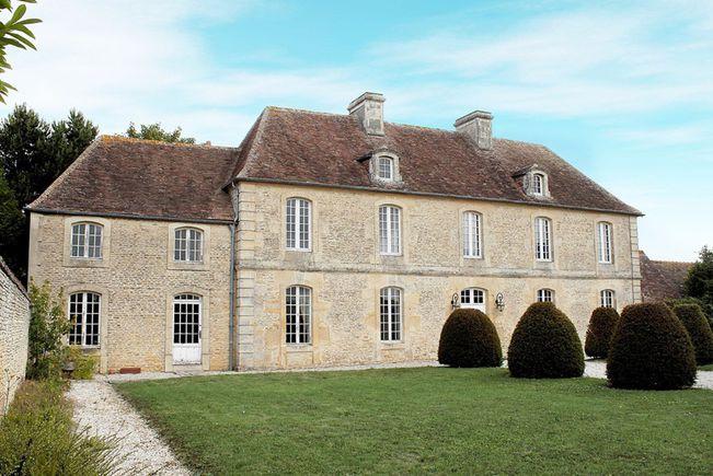 Propri t calvados for Achat maison basse normandie