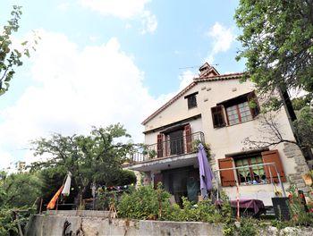 maison à Lucéram (06)